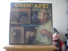"JACKIE MARTING - GOIN' APE! - ""SEALED"" - ""SEALED"""
