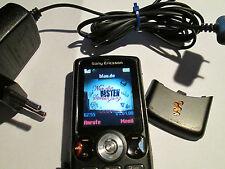 Sony Ericsson W 801i  Walkman Taschen-Lampe 1 GB Simfrei   gebraucht Nr. 54K