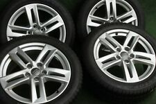 Original Audi A4 8W 8W0601025P Winterräder 225/50 R17 98H DOT17 -5,1mm-3,8mm