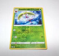 Pokemon 015/189 Steenee | Uncommon Reverse Holo Card SWSH-03 Darkness Ablaze TCG