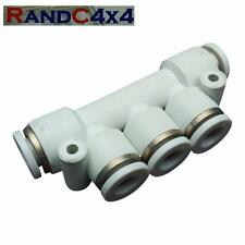 4 in 1 GUADO KIT SFIATO TUBO COLLETTORE a Snorkel LAND ROVER DEFENDER & DISCOVERY