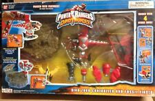 POWER RANGERS DINO THUNDER DINOZORD CONTROLLER AND FOSSIL FINDER