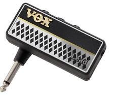 VOX amPlug 2 Lead Gitarren Kopfhörer Verstärker Amp 3 Modi 9 Effekte