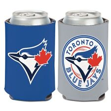 TORONTO BLUE JAYS 2 COLOR KADDY KOOZIE CAN HOLDER NEW WINCRAFT