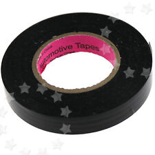 Tennis Badminton Racket Grip Finishing Tape - Black 53 Metre Long Roll Anti-slip