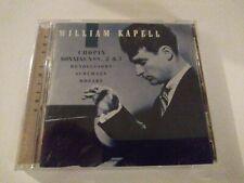 William Kapell Vol.2 - Chopin Sonatas Nos. 2 & 3 CD / Great Shape & Ships Free