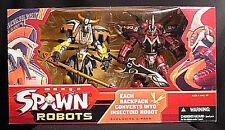 McFarlane Toys Manga Spawn Robots Deluxe 2 Pack set new from 2004