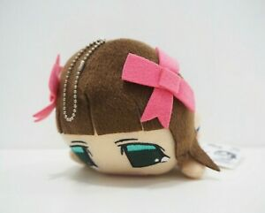 "Puchimas! Petit Idolmaster Haruka Amami Banpresto 6"" Plush TAG Doll Japan"