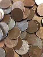 100 Gramm Restmünzen/Umlaufmünzen Taiwan