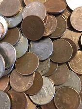 50 Stück Restmünzen/Umlaufmünzen Taiwan
