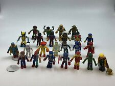 Marvel Minimates Lot of 24 - Thanos, Hulk, Captain America, Iron Man, + More!