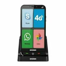 Brondi Amico Smartphone 4G - Nero