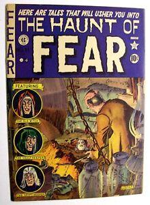 JOHNNY CRAIG FILE COPY HAUNT OF FEAR #11 INGELS FIRST HORROR COVER - DAVIS 1952!