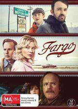 Fargo : Season 1-3 (DVD, 2017, 12-Disc Set)