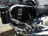 Yamaha Royal Star XVZ1300 Sturzbügel Hinten Satteltasche Schutz Protektoren