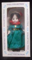 "Victorian Ladies 8"" Doll Vinyl -Green Eyes. IDEAL BEAUTIFUL 1983  NIB/TAG"