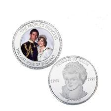 The Princess Diana 20th Anniversary 999.9 Silver Coin The Century Wedding Coin