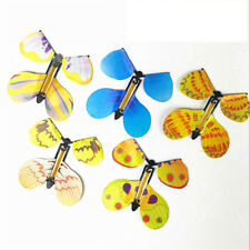 Magic Flying Butterfly Birthday Anniversary Wedding Greeting Card Gift Toy IW
