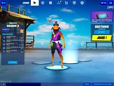 Compte Fornite Xbox Ps4 Mobile Switch PC +20skins
