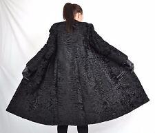 K831 Swakara iesa abrigo abrigo de piel Pelz fur Persian Lamb coat Jacket aprox. l