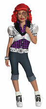 Monster High Operetta Child Costume Retro Colorful Theme Party Funny Halloween