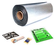 GTMAT 50mil 50 SqFT Sound Deadener Thick Insulation Material & Dynamat Sample