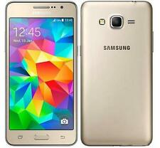 "Doré Samsung Galaxy Grand Prime G530 Duos Smartphone 5"" Débloqué d'usin GSM 3G"