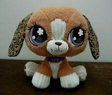 PL1 6 pouces Littlest Pet Shop Jouet Doux-Filles Jouets-Marron