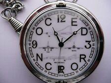 schematics Turbojet-Powered Supersonic concorde pocket watch limited 100 made