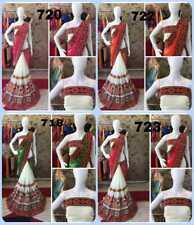 Saree Indian Sari Traditional Latest Designer Party Wedding wear Georgette Saree