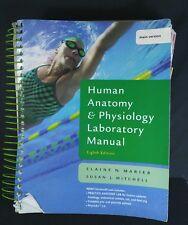Human Anatomy and Physiology Laboratory Manual by Marieb, Linda S. Kollett, Pet…