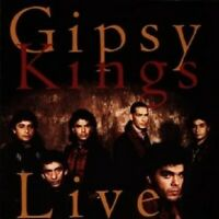 "GIPSY KINGS ""LIVE"" CD NEW+"
