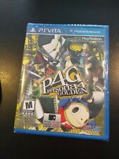 Persona 4 Golden PlayStation Vita Game NEW Sealed
