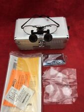 ONE PAIR ORASCOPTIC Dental Loupe Glasses Magnification w/Case Type 2 See Listing