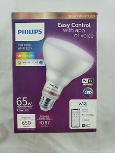 Philips LED WiFi connected smart LED 65W