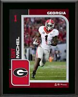 Sony Michel Georgia Bulldogs 10.5'' x 13'' Sublimated Player Plaque - Fanatics