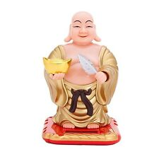 Solar Powered Bobblehead Toy Figure Nohohon, Buddha 074