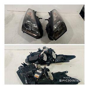 Genuine Nissan R35 GT-R GTR Xenon HID Headlight Set 2010-2014
