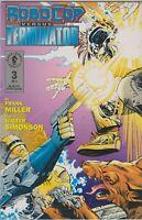 Dark Horse Comics RoboCop versus Terminator 3 of 4  (Comic: Terminator)   1992