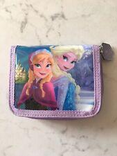 Portafoglio Bambina Frozen Elsa E Anna Disney