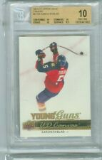 BGS 10 PRISTINE 9.5 UPPER DECK YOUNG GUNS CANVAS AARON EKBLAD RC PANTHERS