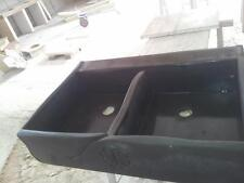OFFERTA LAVANDINO LAVELLO LAVABO CUCINA IN PIETRA 90X60X20 no fragranite no inox