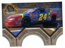1998 Press Pass Premium Rivalries #R 6A/6 Jeff Gordon NASCAR Card