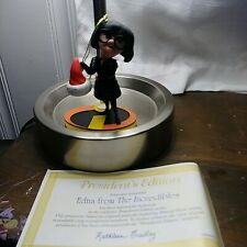 Disney Grolier President's Edna from The Incredibles Ornament Very Rare