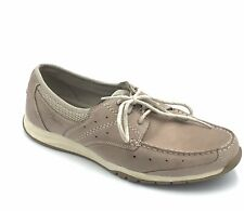 Clarks Mens Size 11.5 Ivory Colored Casual Shoes