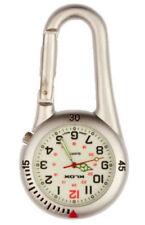 Silber Taschenuhren mit 12-Stunden-Zifferblatt