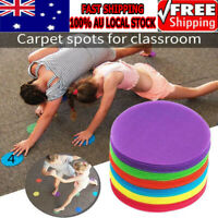 Carpet Spots Markers Sit Dot Circles ( 30 pack )