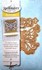 Outrageous Butterfly Spellbinders D-Lites Die Set S2-069 NEW!
