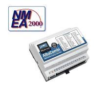 Alba-Combi Engine Monitoring 15 PGN - Analog to NMEA 2000 Signal Converter