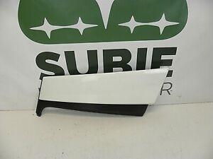 2005-08 SUBARU FORESTER LEFT DRIVERS SIDE C PILLAR TRIM GARNISH MOLDING OEM